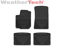 WeatherTech All-Weather Floor Mats - VW Golf/Rabbit/GTI/R32 - 1993-2005 - Black