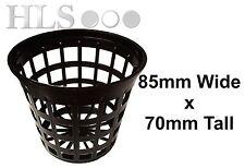 50 x Hydroponic plant pot 8.5cm mesh aeroponic pot. Aquarium plants HLS Products