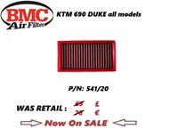 KTM 690 DUKE all models AIR FILTER BMC performance