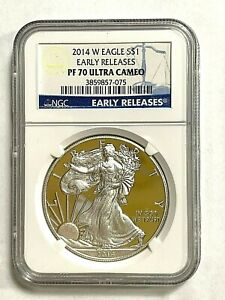 2014 (W) Silver Eagle Early Releases
