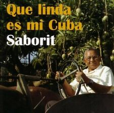 Saborit-que Linda il mis Cuba CD NEUF
