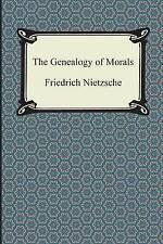 NEW The Genealogy of Morals by Friedrich Nietzsche