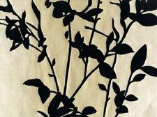 Wilman Interiors - Velvet Flock - Rossini - EF414 - Wallpaper