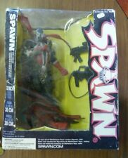 """McFarlane Spawn 12"""" Action Figure Issue 7 Covermint in damaged box"""