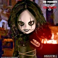 "Living Dead Dolls:""THE CROW"" By Mezco--"" * MINT PERFECT BOX & PRO GRADED"