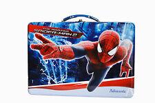 Spiderman! PROFUMO TIN CASE Set! Little Boys EDT 50ml + GEL DOCCIA 300ml!!!