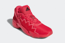 adidas D.O.N Issue 2 Crayola Men's Red Basketball Shoes Sport Sneakers - FV8961