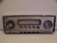 PLYMOUTH VALIANT ALL TRANSISTOR RADIO BEZEL OEM 1963? 1964?