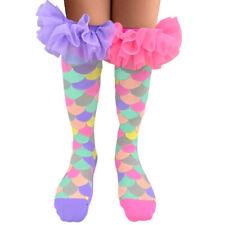 Madmia Mermaid Frills Socks - Ages 6-99
