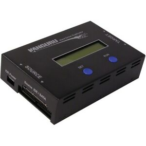 """Kanguru KCLONE-1HD-MBC 2.5"""" 3.5"""" Hard Drive Solid State Drive SSD/HDD Duplicator"""