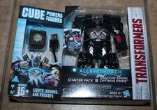Transformers Allspark Tech Starter Pack Shadow Spark Optimus Prime NEW