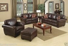 Three Piece Furniture Suites with Footstool
