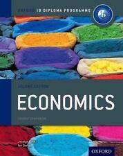 IB Economics Course Book: Oxford IB Diploma Programme von Ian Dorton und Jocelyn Blink (2012, Taschenbuch)