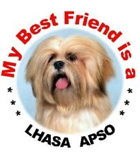 Lhasa Apso Key Ring By Starprint No 2 Auto combined postage