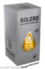 Bolero DRINKS – Banana (Banane) - 12 Beutel für 18-36 Liter Erfrischungs-Getränk