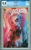 DCeased #3 - John Giang Comics Elite Exclusive A - CGC 9.8!