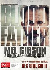 Blood Father (Dvd) Action, Crime, Drama Mel Gibson, Erin Moriarty, Diego Luna
