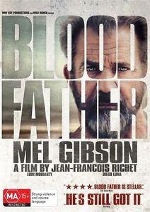 Blood Father (DVD, 2017)Australian stock
