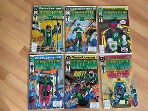Green Lantern Emerald Dawn 1-6 ( 6 Books) High Grade Comic Book - B53-14