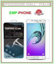 Pellicola Vetro Temperato Samsung Galaxy S7 S6 S5 NOTE 4 J3 J5 J7 A3 A5 2016