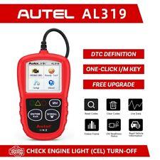 Autel AL319 OBD2 Read Clear Car fault Codes Engine Diagnostic Tool DTC Look Up