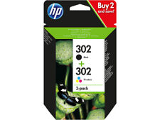 HP 302 Tinte Combo Pack (X4D37AED)