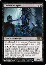 XATHRID GORGON M13 Magic 2013 MTG Black Creature—Gorgon RARE