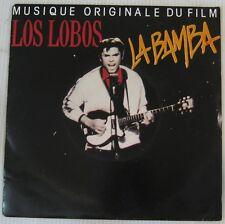 La Bamba 45 tours Los Lobos 1987