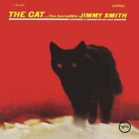JIMMY SMITH - THE CAT (BACK TO BLACK)  VINYL LP  JAZZ  NEW+