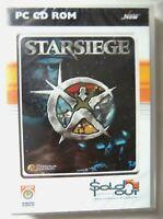 61850 - Starsiege [NEW / SEALED] - PC (2003) Windows XP