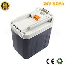 24V 3.0Ah Battery For Makita BH2420, BH2433, BDF460SHE, BHR200SH, B2417 Ni-MH UK