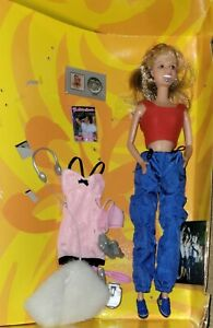 Britney Spears Live In Concert Barbie Size Celebrity Doll extra outfit accessory