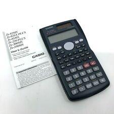 Casio FX-300MS S-V.P.A.M. Scientific Calculator Solar Tested Instructions  [22]