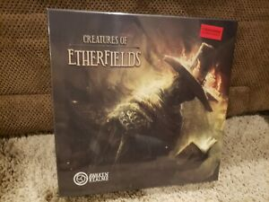 Etherfields Expansion - Creatures of Etherfields Kickstarter - SUNDROP - IN HAND