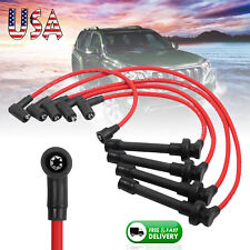 NEW Spark Plug Ignition Wire Set For HONDA ACCORD CIVIC DEL SOL92-98 Core