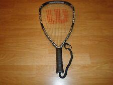 Wilson Hyper 190 Dlx racketball racket