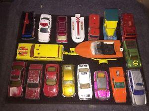 Vintage Job Lot , Bundle Of 18 Matchbox Lesney Vehicles.