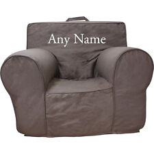Insert For Pottery Barn Anywhere Chair + Chocolate Cover Reg Embroidered White
