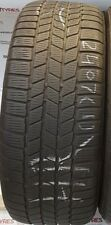 1 CONTINENTAL 245 55 17 102H (RFT) Conti Winter Contact TS810S  5MM TREAD REMAIN