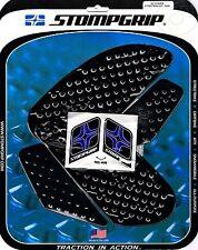 STOMPGRIP COJINES DE DEPÓSITO SUZUKI GSF650 BANDIT 2008 Negro