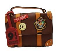 Harry Potter Hogwarts Platform 9 3/4 Handbag Satchel Womens Shoulder Bag 09