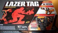 HASBRO LAZER TAG Single PACK BATTLE BLASTER GUN SET for  iphone/ipad app  new