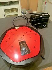 Yujin iClebo Arte Robotic Robot Floor Vacuum Cleaner Red Ycr-M05-50