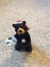bearfoots bears jeff fleming big sky Ready For Santa In New Condition