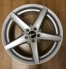 2pcs 18 inch Ronal R41 5x108 SILVER 5 stud Ford  Volvo Renault alloy wheels