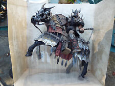 ~   McFARLANE  DARK  AGES  BLACK  KNIGHT  HORSE     ~