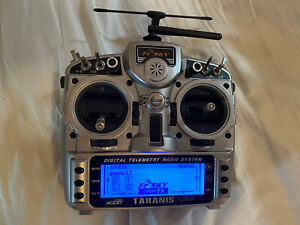 FrSky 2.4G Taranis X9D Plus With TBS Crossfire TX Micro V1