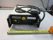 Polytech Ofv512 Fiber Interferometer For Parts Ampor Repair No Returns