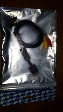 RCA to AV Audio Video Cable Lead for Playstation PS2