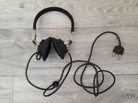 Headphones TA-56M. Soviet military radio operator. USSR Russia Original Army